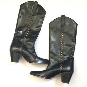 Bally Italian Leather Boots sz 6